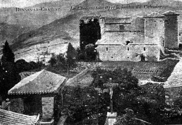 Castillo Rennes-le-Chateau y calvario