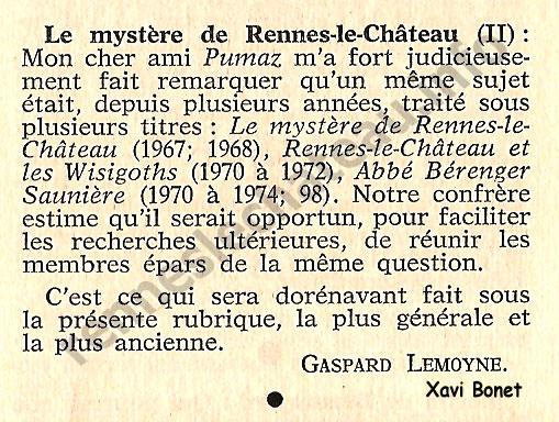 1975-ICCn296col996 Le mystère de Rennes-le-Château