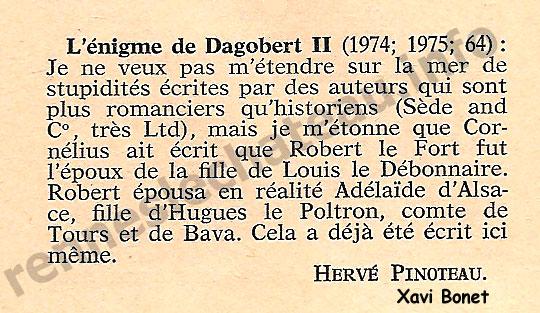 Intermédiaire des chercheurs et curieux nº301