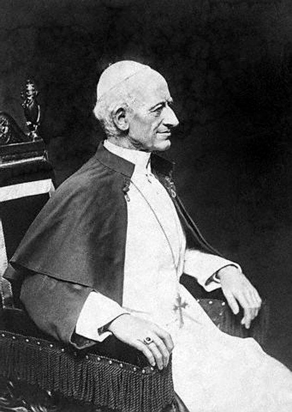 Leon XIII y el tráfico de misas