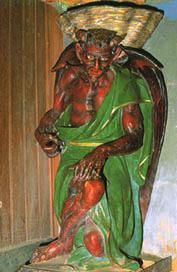 Falso Demonio Asmodeo