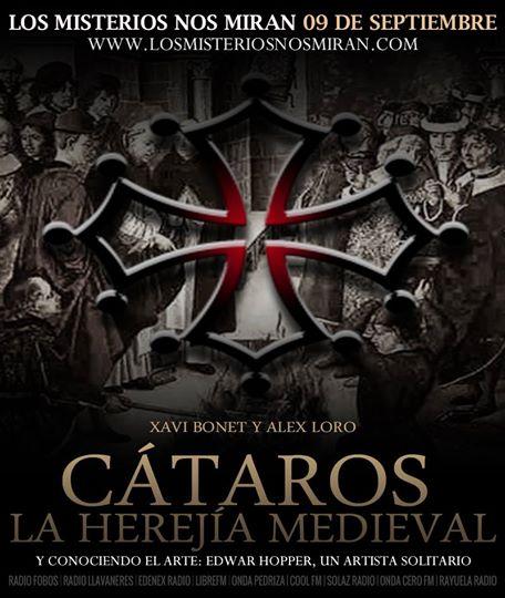 Los Cátaros, Xavi Bonet