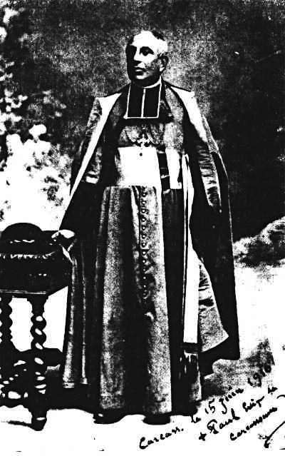 Paul-Félix Beuvain de Beauséjour